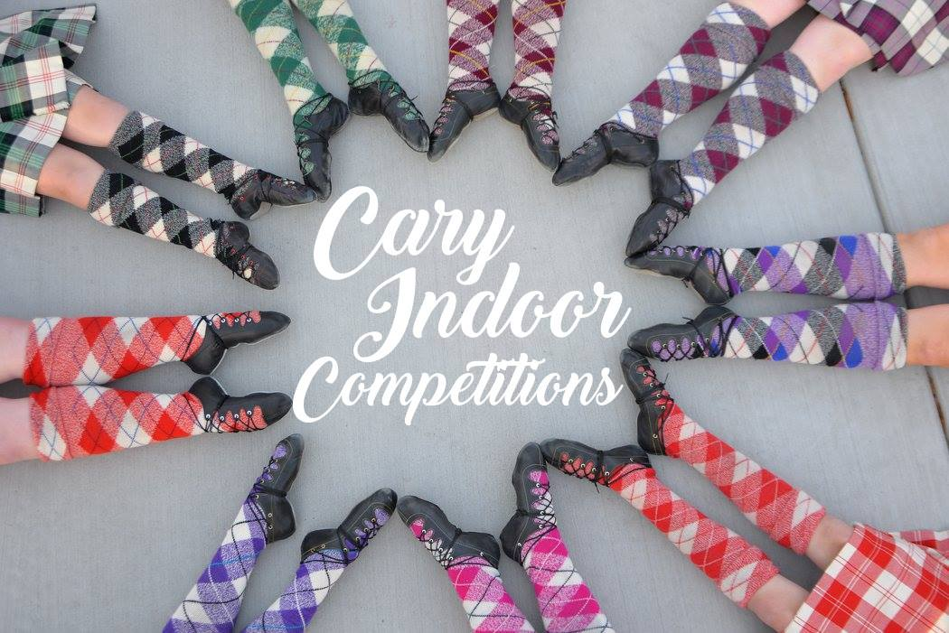 2018 Cary Indoor Competition