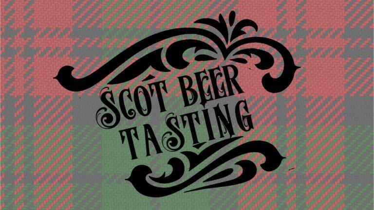 2018 SCOT Beer Tasting