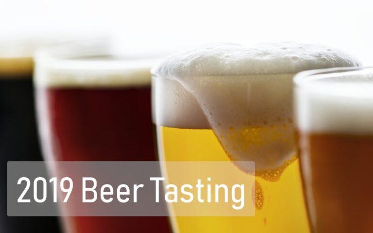 2019 SCOT Beer Tasting